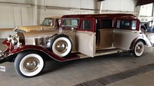 Dream Limousines New Vintage Stretched Cars Arrive