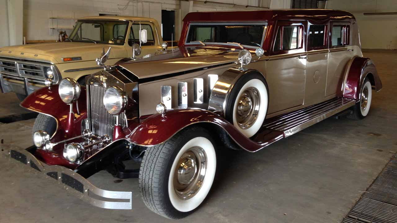 Hiring Classic Cars In Usa